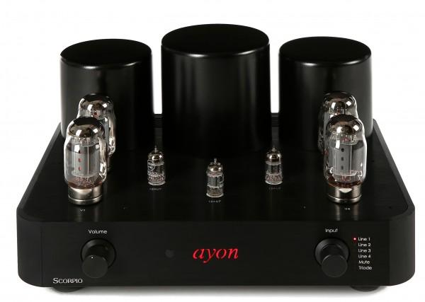 Ayon Audio SCORPIO II - Vollverstärker