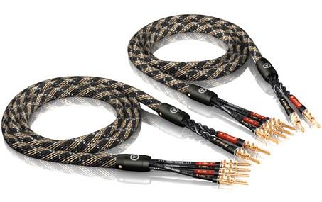 ViaBlue SC-4 Bi-Wire mit Aderendhülsen